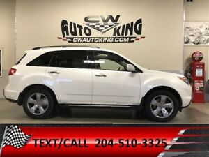2008 Acura MDX Elite Package / Every Option Available