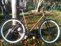 Kona Dew FS Mens Hybrid Bike Excellent Condition