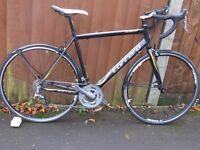 Customized Carrera Zelos Road bike