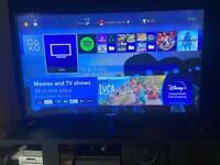 49' LCD TV. Blaupunkt