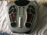 Vibrating Foot massager excellent condition buyer to collect