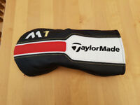 """TAYLORMADE M1 DRIVER HEADCOVER """"NEW"""""""