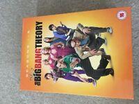 Big Bang theory box set seasons 1-5