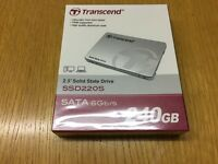 "#New# Transcend 2.5"" 240GB Solid State Drive"