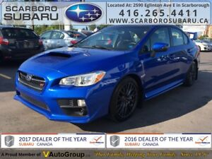 2017 Subaru WRX STi FROM 1.9% FINANCING AVAILABLE