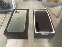 Brand New Midnight Green Factory Unlocked Apple Iphone 11 Pro 64GB