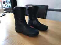Unused Alpinestars Motorcycle Boots