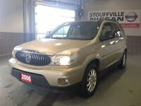 2006 Buick Rendezvous CXL Leather Seats and Power Sunroof
