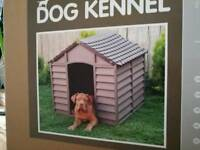 Dog kennel unit