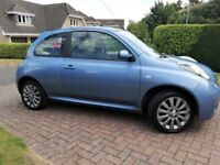 2008 Nissan Micra Tenka 1.4 16v 74K miles MOT with No Avisories
