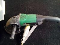 110 V Hitachi grinder
