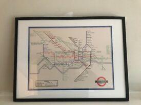 London Underground picture map