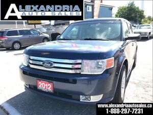 2012 Ford Flex SE safety included