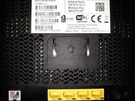 As New Internet routeur Technicolor TG588v V2