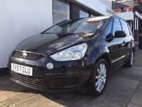 Ford S-Max 1.8 TDCi Titanium 5dr (6 speed) FULL SERVICE HISTORY