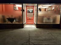 Spacious business property for sale in pleasant residential area