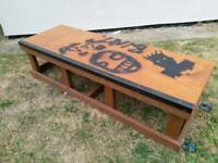 Skateboard Grind box