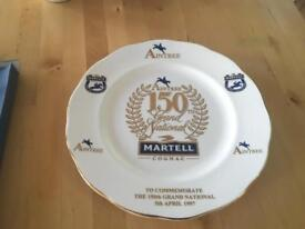 Commerative Martel plate