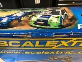 Scalextric 4x 4 Four Wheel Drive Rally Pro Cham