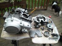 YZF R125 Engine spares (seized)**NO TEXTS**