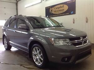 2013 Dodge Journey SxT/Crew 7 Passanger Seating