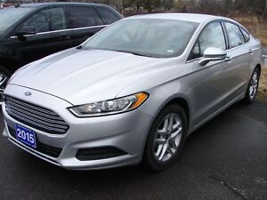 2015 Ford Fusion SE SAVE BIG ON THIS ONE, LOTS OF WARRANTY STILL