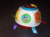 Vtech crawl and learn ball