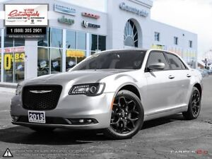 2015 Chrysler 300 S *LOADED & LEATHER*