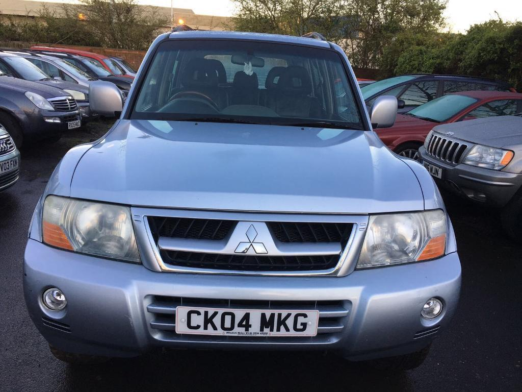 MITSUBISHI SHOUGAN 3.2 DIESEL MINT RUNNER FULL HISTORY FREE NATIONWIDE DELIVERY 4195