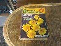 30amateur gardening magazines