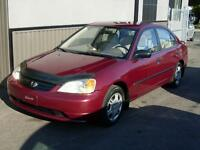 Honda Civic DX 2002 * A-1, ECONO 5 vit. *