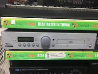 Acoustic Solutions 40GB audio jukebox SP150 CD player