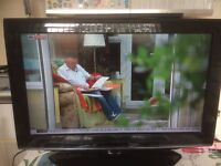 """Toshiba 26"""" Lcd TV with Integrated Freeview Plus Built in DVD Player"""