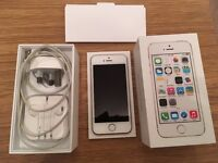 iPhone 5S, 16GB, Gold, unlocked to any network, excellent condition