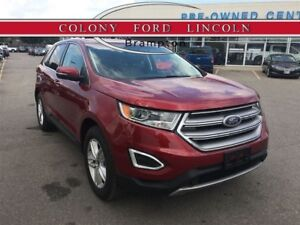 2016 Ford Edge FORD DEMO, NAV, HTD STEERING WHEEL!