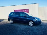 Vauxhall Zafira 1.6 Active (2006) *7 Seater *Long Mot *Part Exchange Considered