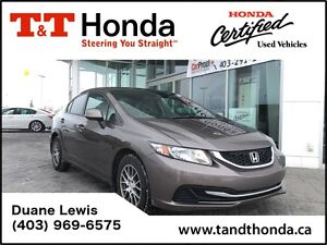2013 Honda Civic LX *Heated Seats, Bluetooth, Local Owned