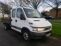 2005 iveco daily 35c12 tipper