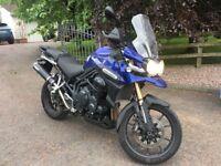 2012 triumph tiger explorer1200cc