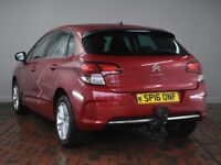 CITROEN C4 1.6 BlueHDi [120] Flair 5dr (red) 2016