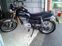 lovely well kept 125cc