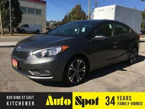 2014 Kia Forte EX/MOONROOF/LOADED/PRICED FOR A QUICK SALE!