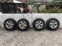 Alloy Wheels / Range rover / Land rover / 4 x 4 / offroad / jeep / p38
