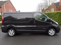 FINANCE AVAILABLE!! NO VAT!! Renault Trafic swb Sport ,Only 89k from new and full service history!!