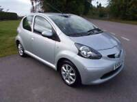 2009 09 TOYOTA AYGO 1.0 VVTI PLATINUM 5 DOOR CALL 07791629657