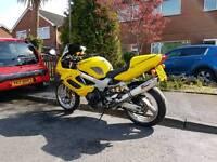 2000 Honda VTR1000F Firestorm