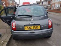 NISSAN MICRA 1.4 AUTO 57 PLATE SERVICE HISTORY