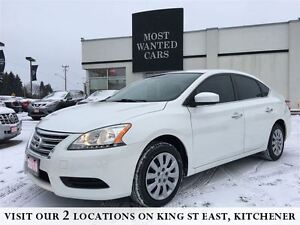 2014 Nissan Sentra 1.8 | NO ACCIDENTS | BLUETOOTH