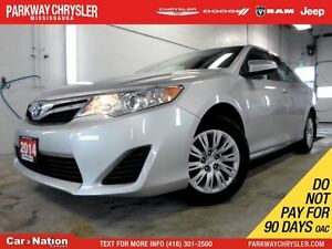 2014 Toyota Camry LE| BLUETOOTH| REAR CAMERA| ACCIDENT-FREE!