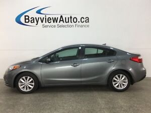 2016 Kia Forte 1.8L LX - ALLOYS! HTD SEATS! BLUETOOTH! PWR GR...
